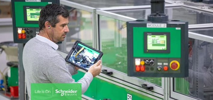 Popular - Schneider Electric Calls for Stronger Collaboration in Industries of the Future