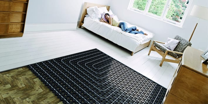 Popular - Uponor launches new underfloor heating packs with autobalancing controls