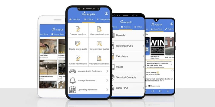 Popular - Wolseley Plumb and Parts announces partnership with Gas App and Plumb App