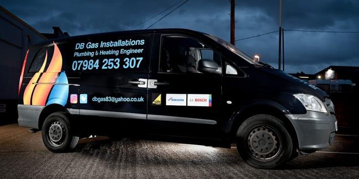 Popular - Worcester Bosch's 'Pimp My Van' winner reveals revamped vehicle