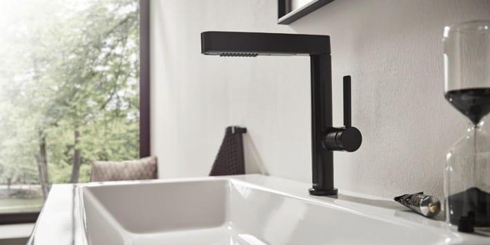 Popular - Hansgrohe launches Finoris washbasin