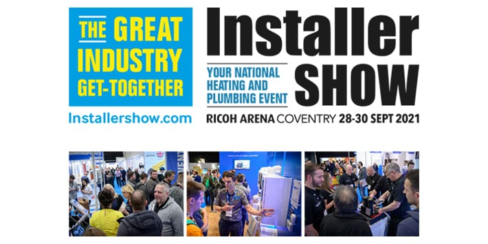 Popular - InstallerSHOW returns to the Ricoh Arena: 28-30 September 2021