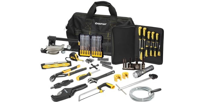 Popular - Win with Raptor Tools at WolseleyLIVE