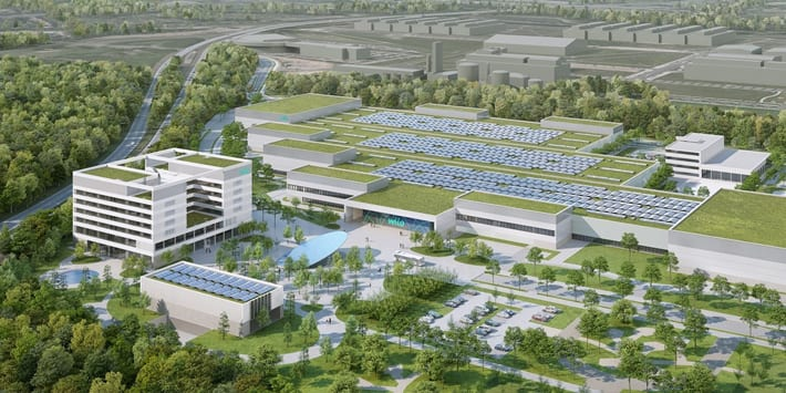 Popular - Wilo opens 'Wilopark' – The state-of-the-art carbon neutral factory
