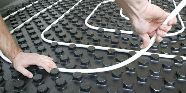 Popular - Installers must be prepared for UFH growth