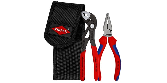 Popular - KNIPEX launches mini pliers set