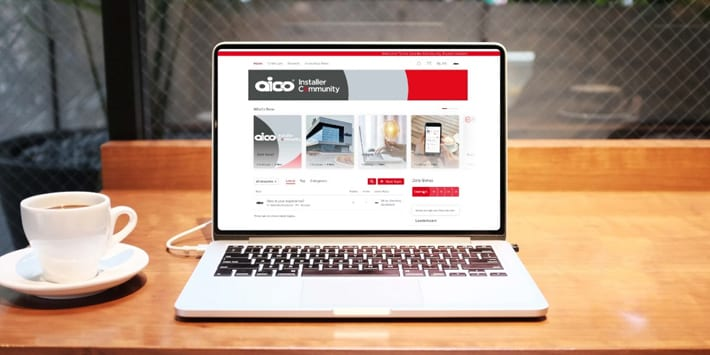 Popular - Aico launches online community for Expert Installers