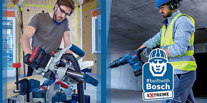 Popular - Test tools and keep them free of charge with #builtwithBosch campaign