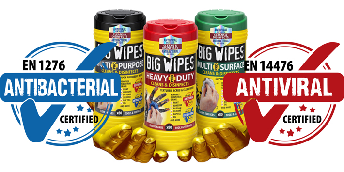 Popular - Win with Big Wipes at InstallerFESTIVAL this May