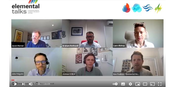 Popular - Watch: Discussing heat pumps' role in achieving Net Zero
