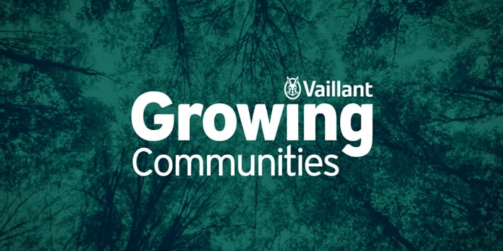 Popular - Vaillant partners with Earthwatch Europe to expand the Tiny Forest initiative in the UK