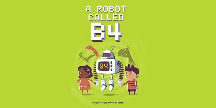 Popular - Worcester Bosch launches new children's storybook – A Robot Called B4