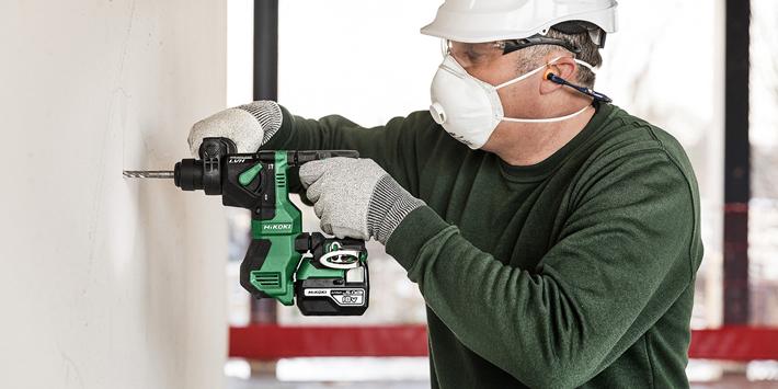 Popular - HiKOKI launches DH18DPA Rotary Hammer Drill