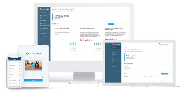 Popular - Resideo teams up with TradeHelp for new service plan range