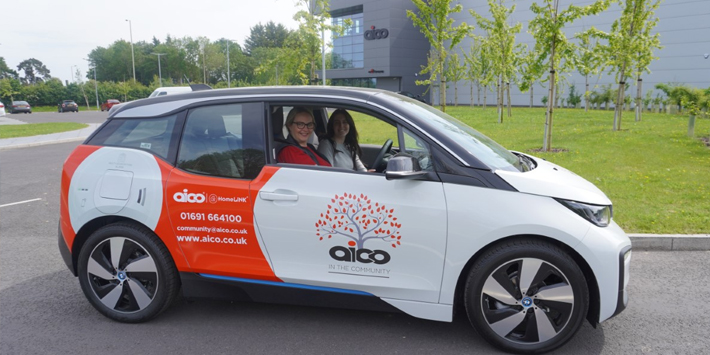 Popular - Aico hits the road in new Community Car