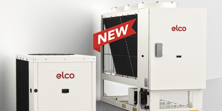 Popular - ELCO launches brand new range of commercial air source heat pumps