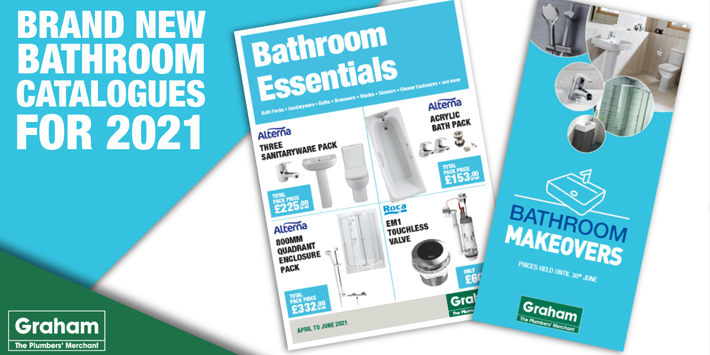 Popular - Graham launches new bathroom brochures