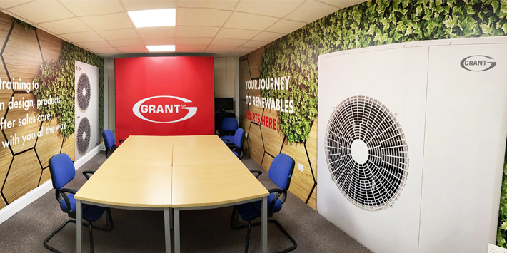 Popular - New training facility for online courses at Grant UK Training Academy