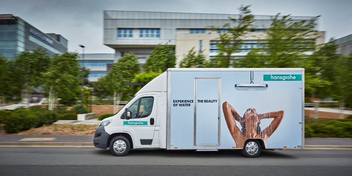 Popular - hansgrohe's Water Wagon hits the road for 2021