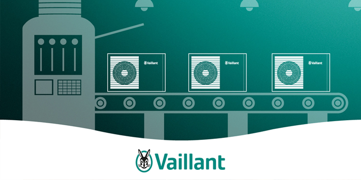 Popular - Vaillant expands UK production facility to manufacture heat pumps