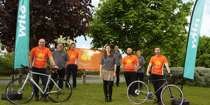 Popular - Wilo team embarks on 1700-mile virtual cycle to raise vital funds for  UK cancer support charity