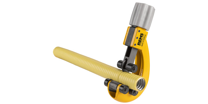 Popular - Win a pipe cutter with REMS at InstallerFESTIVAL Tools