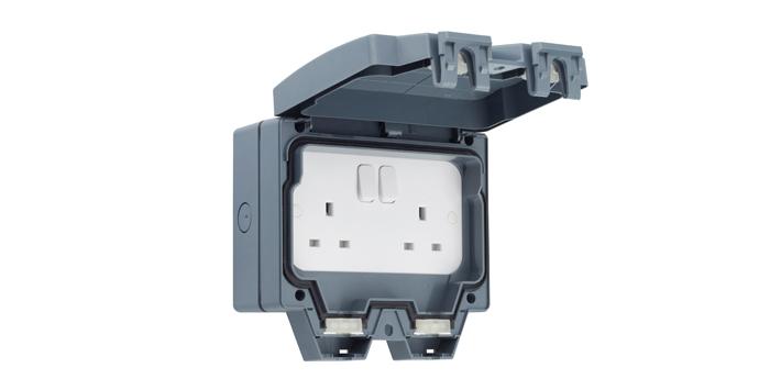 Popular - Schneider Electric enhances Lisse range with weatherproof wiring accessories