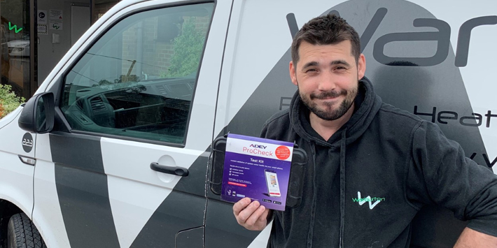 Popular - ADEY ProCheck records 20,000th test since launch