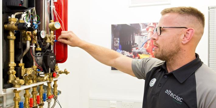 Popular - Altecnic Heat Interface Unit impresses in BESA test