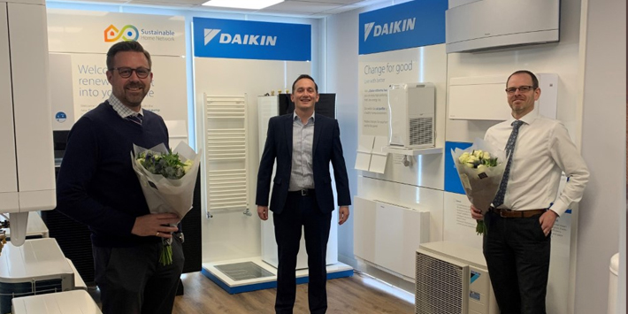 Popular - Daikin opens Sustainable Home Centre in East Anglia