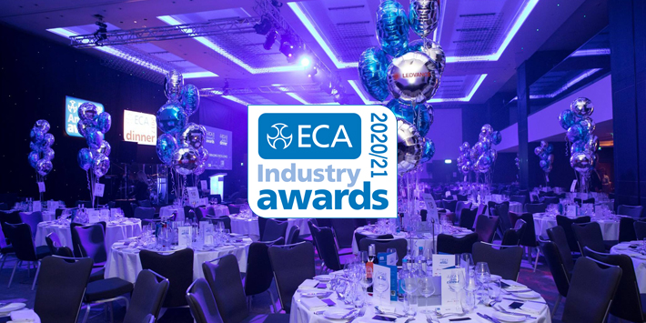 Popular - Tickets now on sale for 2020/21 ECA Industry Awards Dinner