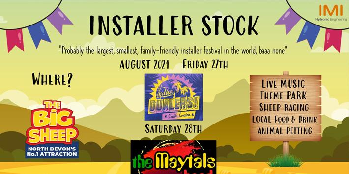 Popular - IMI Hydronic Installer Stock returns – 27-29 of August 2021