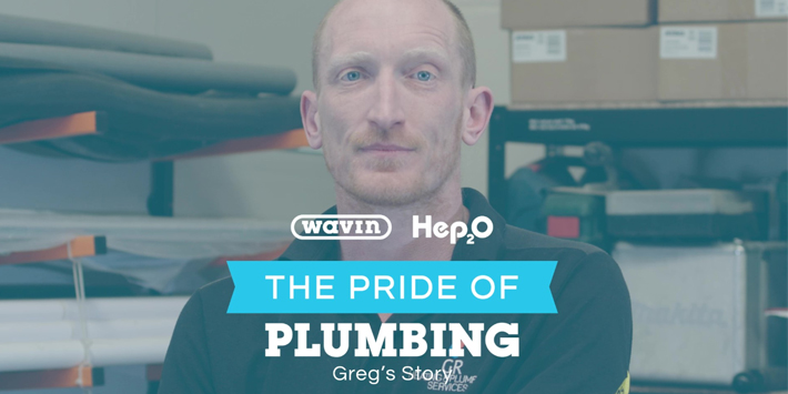 Popular - Greg Roe scoops Pride of Plumbing accolade for going above and beyond during COVID-19 pandemic