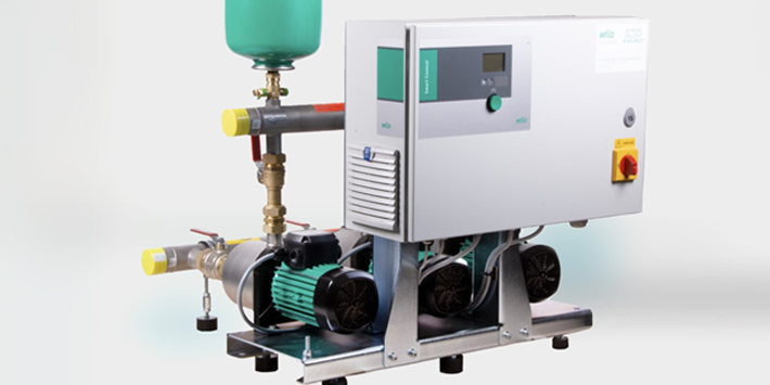 Popular - Wilo launches new Wilo-ISAR MODH/SCe cold-water booster set