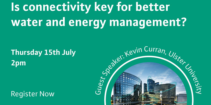 Popular - Webinar: Is connectivity key for better water and energy management?