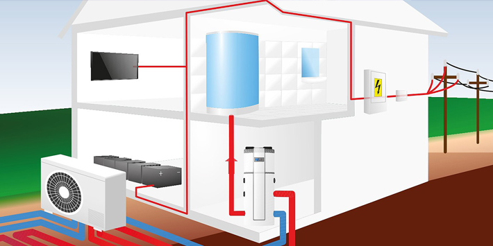 Popular - What are heat pumps and what do you need to know?