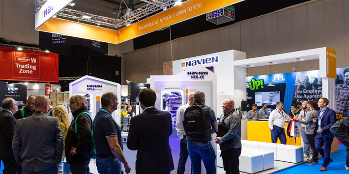 Popular - Navien exhibiting its leading products at InstallerSHOW