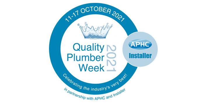 Popular - Quality Plumber Week 2021 runs 11-17 October
