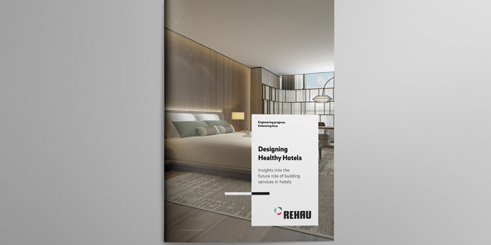 Popular - REHAU launches new report for healthier hotel design in UK