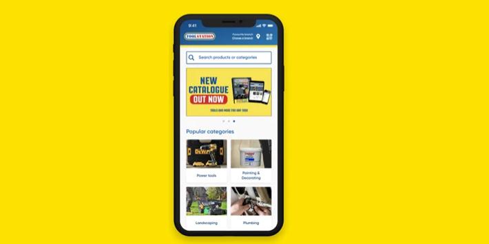 Popular - Toolstation launches new customer app