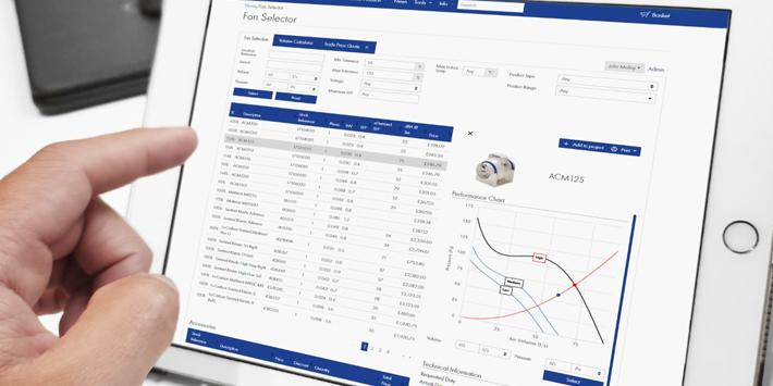 Popular - Vent-Axia updates its Online Fan Selection Program