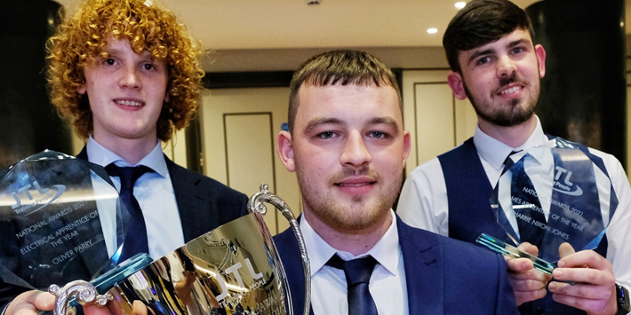 Popular - JTL announces winners of 2021 National Apprentice of the Year awards
