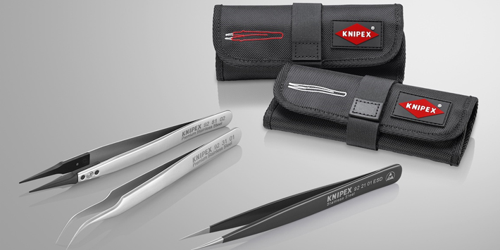 Popular - KNIPEX launches expanded Tweezer range