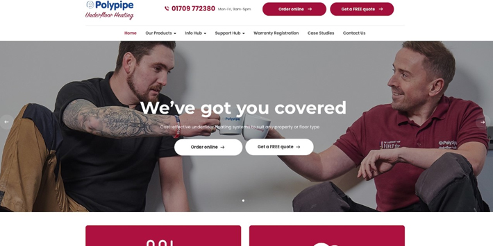 Popular - Polypipe launches new website ahead of InstallerSHOW