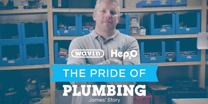 Popular - Pride of Plumbing: James Crabb carries out over 120 free boiler services for NHS staff