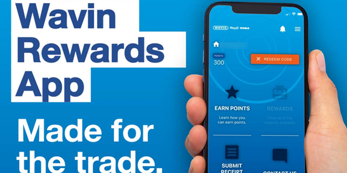 Popular - Wavin launches new Wavin Rewards app for trade customers