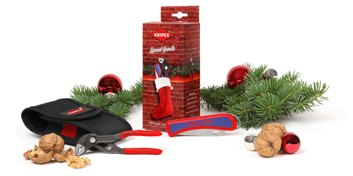 Popular - KNIPEX launches 2021 Christmas set
