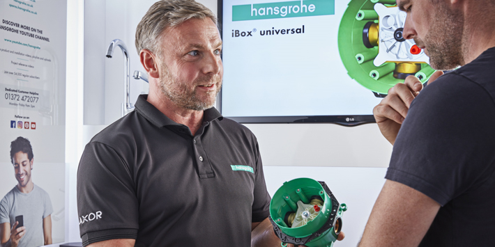 Popular - hansgrohe's new Water Wagon training vehicles are coming to a merchants near you
