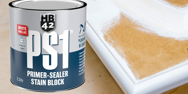 Popular - HB42 launches PS1 Primer-Sealer Stain Block