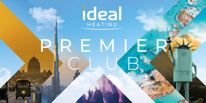 Popular - Ideal Heating launches third Premier Club incentive trip